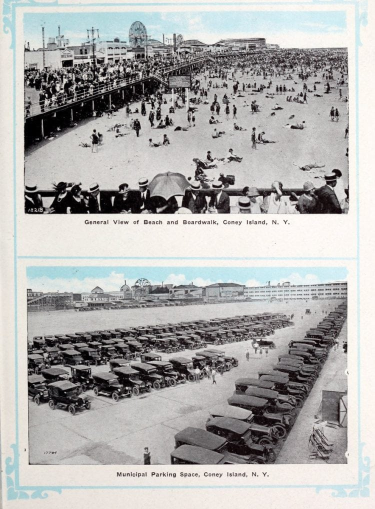Vintage Coney Island scenes from c1920 (9)
