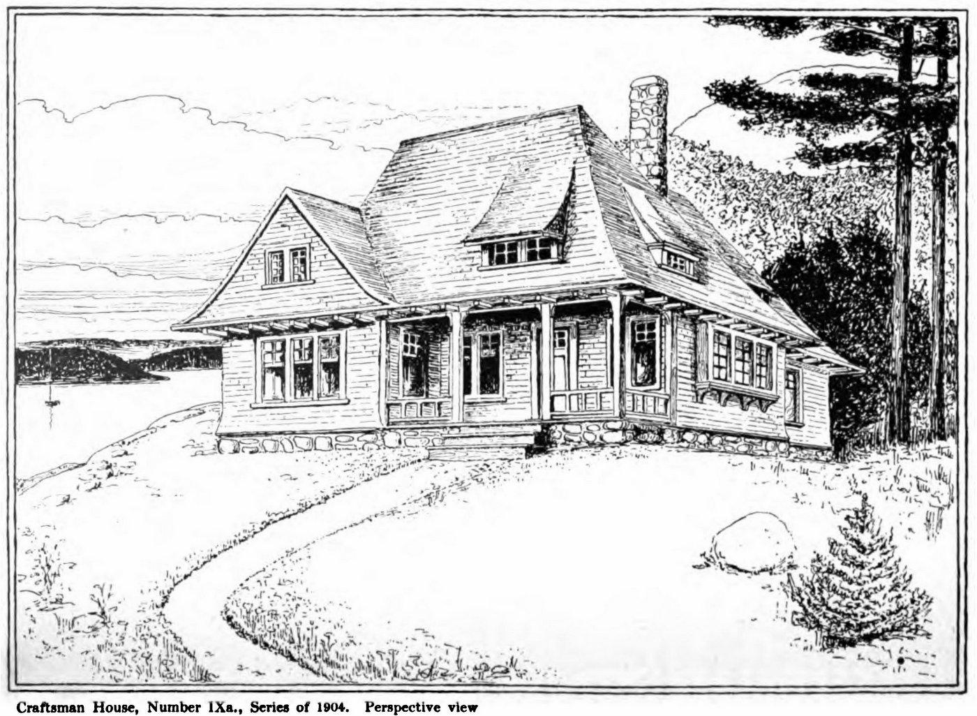 Vintage Craftsman home (1)
