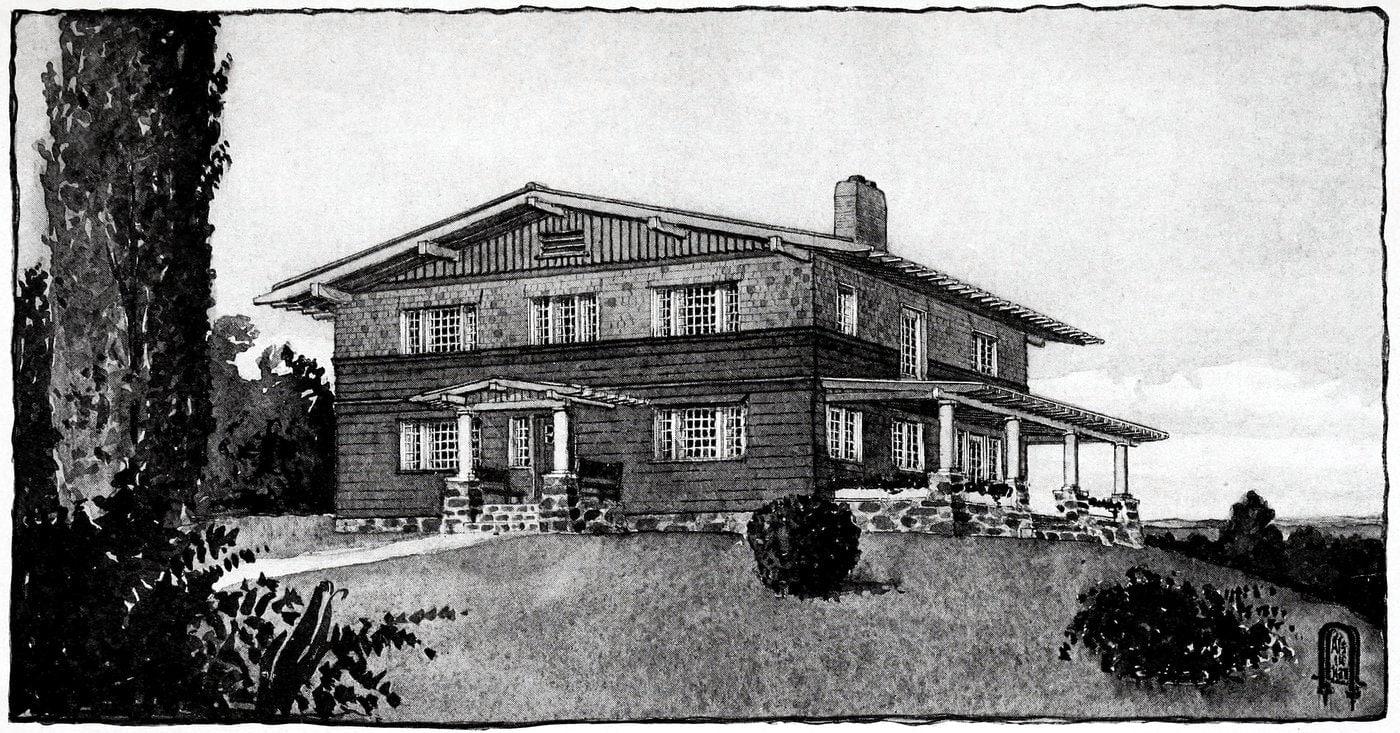 Vintage Craftsman home (10)