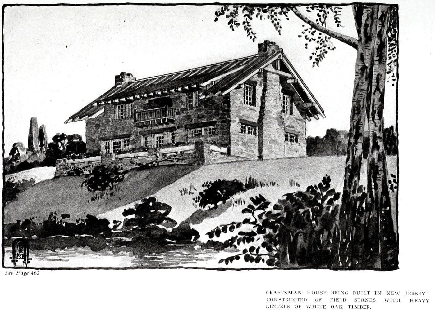 Vintage Craftsman home (11)