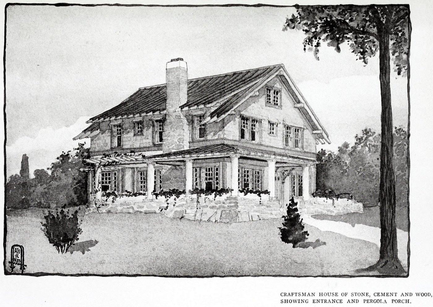 Vintage Craftsman home (12)