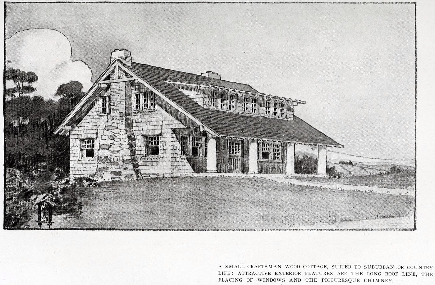 Vintage Craftsman home (16)