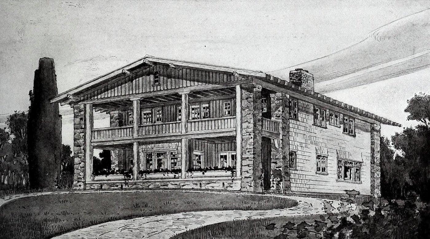 Vintage Craftsman home (21)