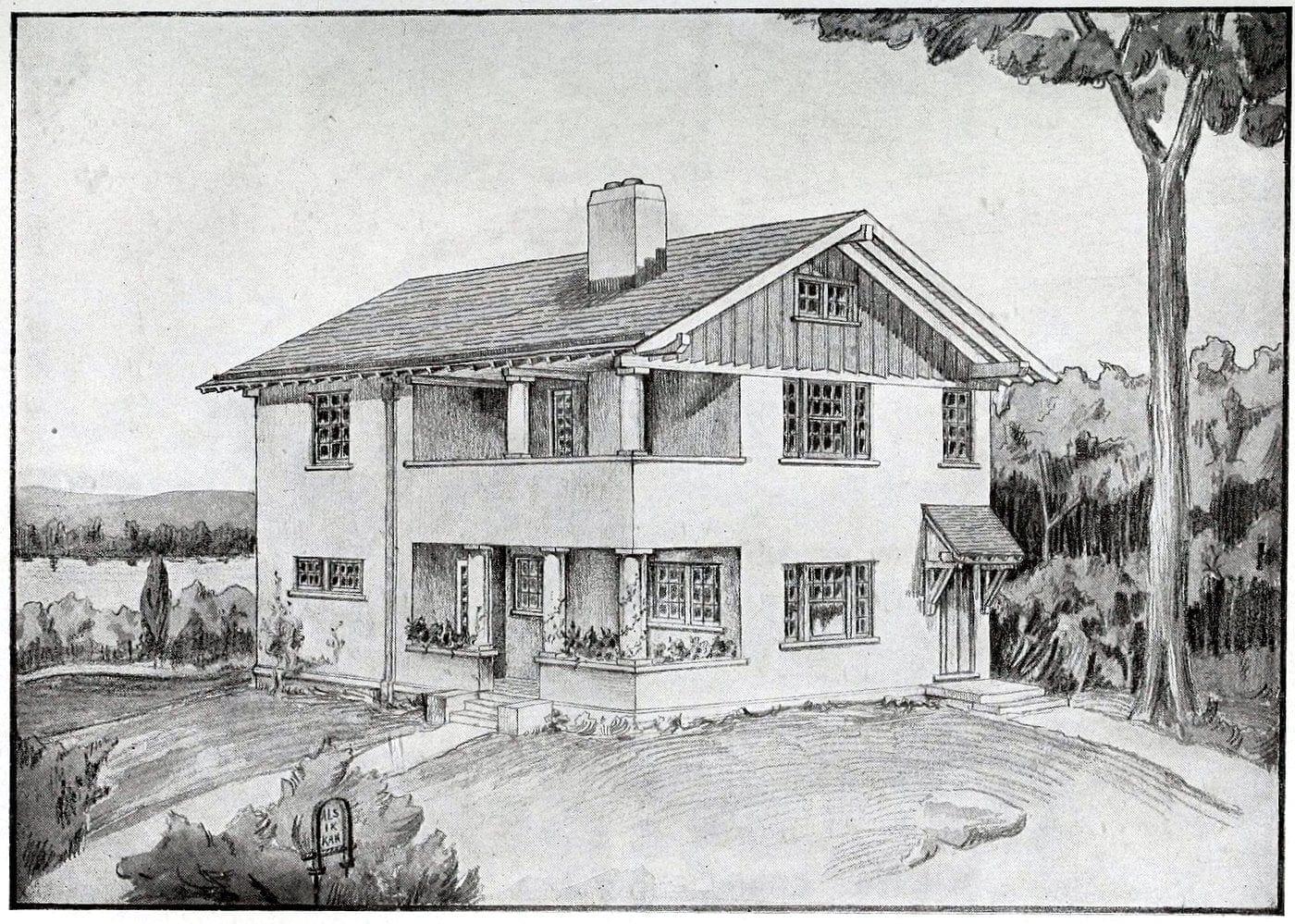 Vintage Craftsman home (22)