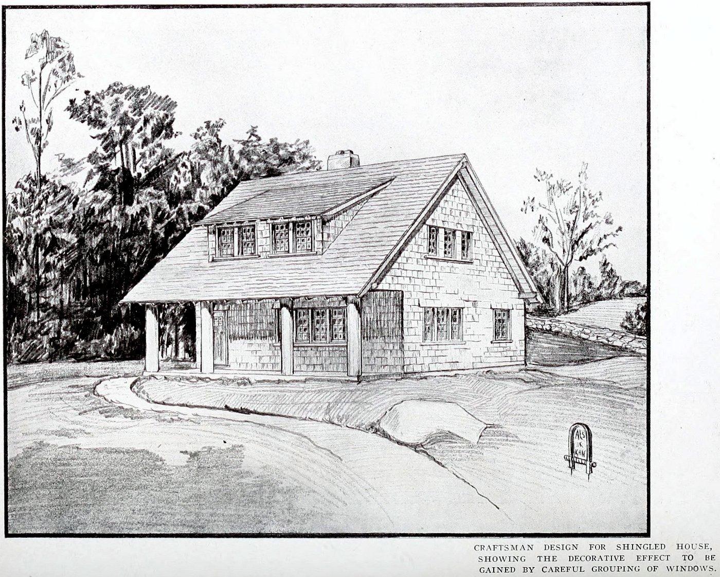 Vintage Craftsman home (23)