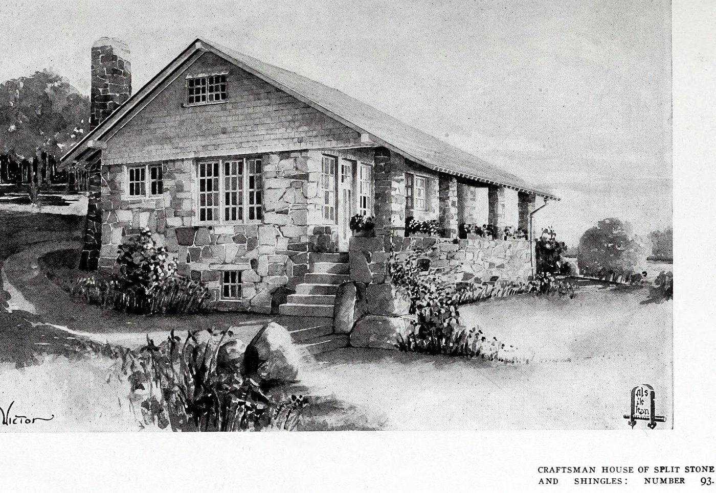 Vintage Craftsman home (26)