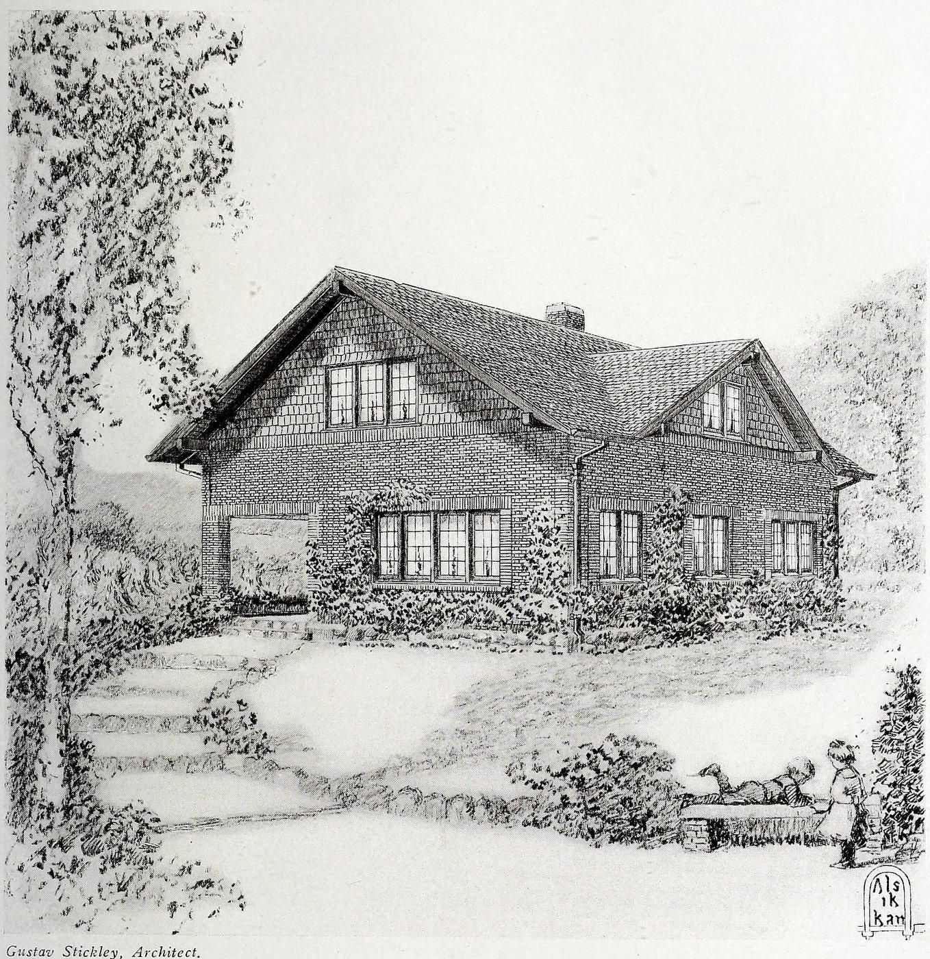 Vintage Craftsman home (31)