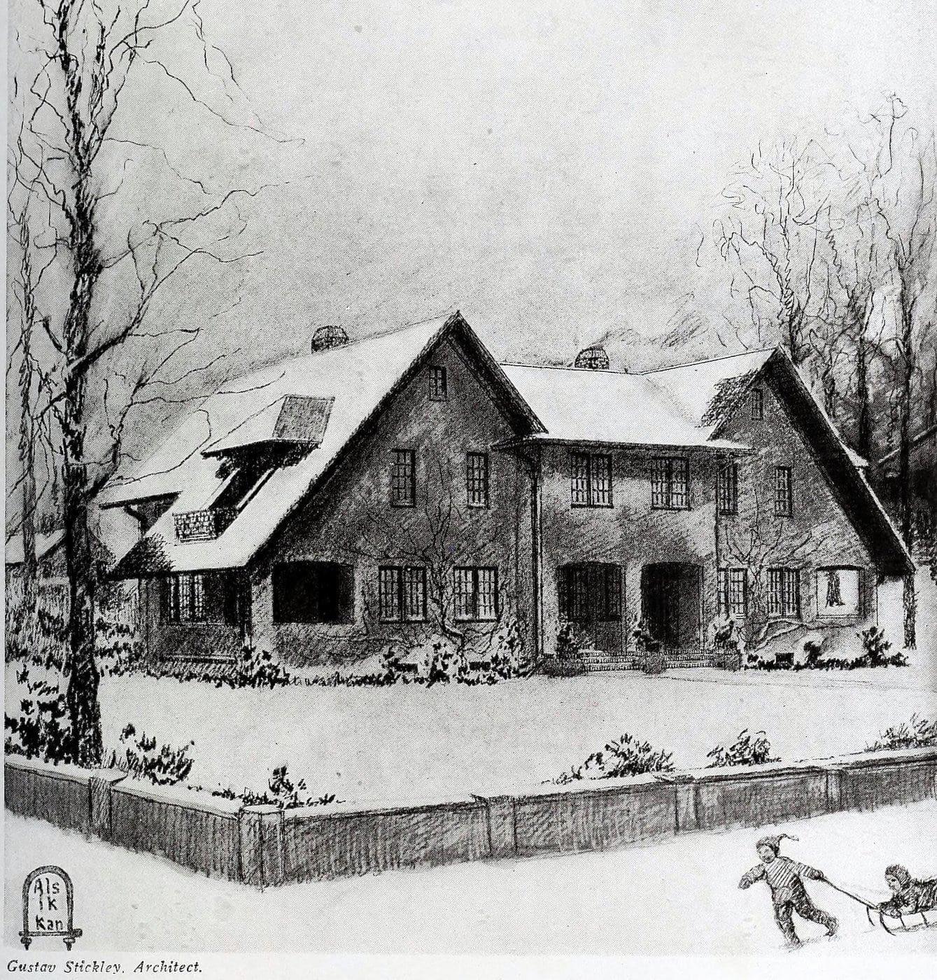 Vintage Craftsman home (34)