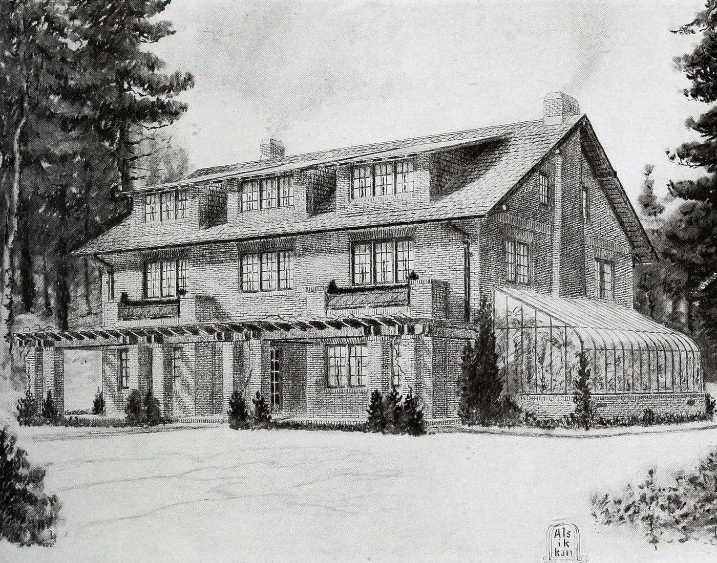 Vintage Craftsman home (37)
