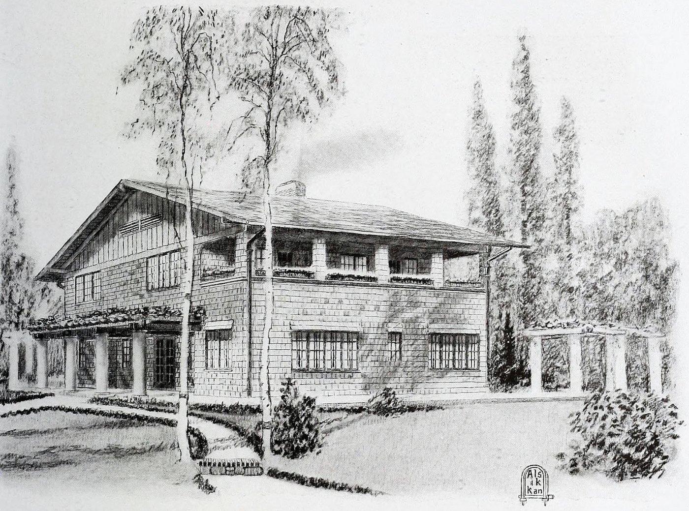 Vintage Craftsman home (38)
