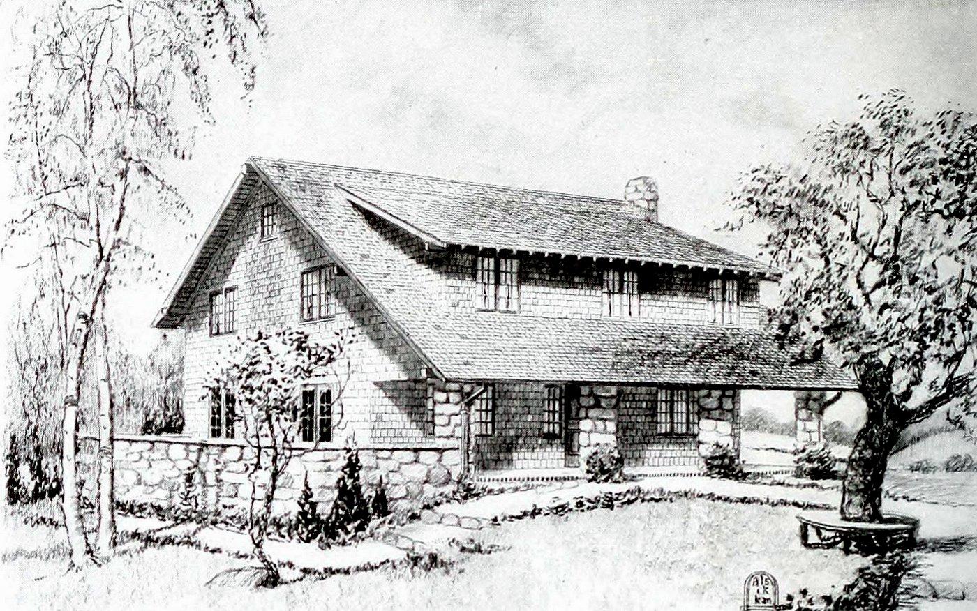Vintage Craftsman home (39)
