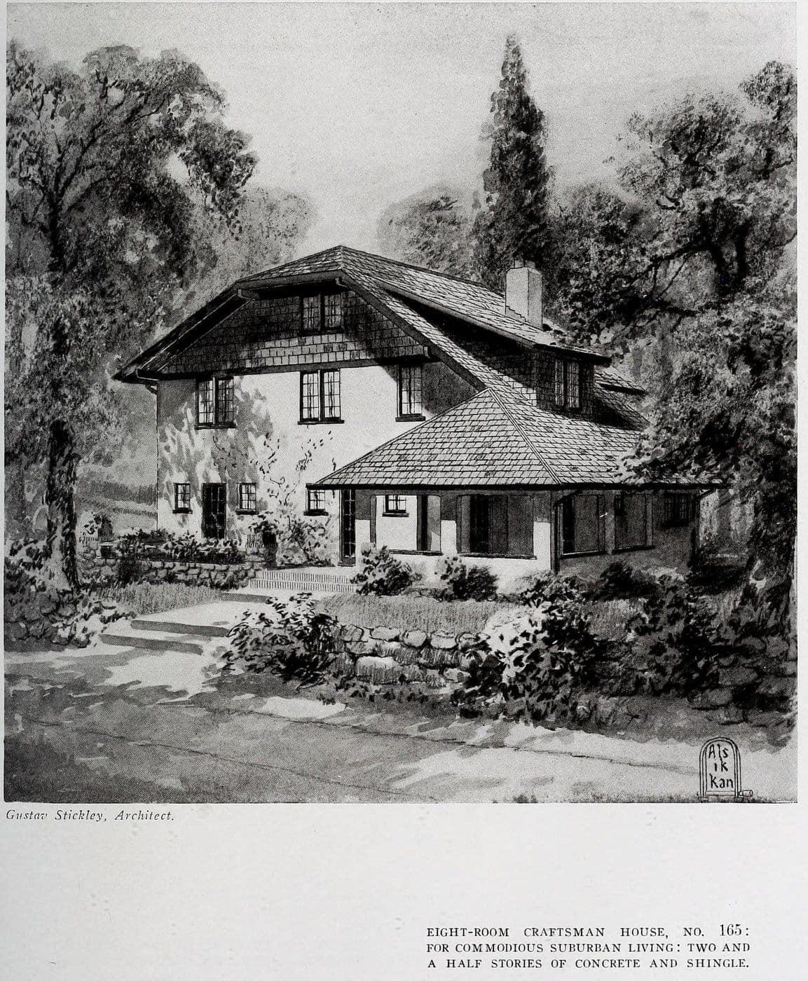 Vintage Craftsman home (40)