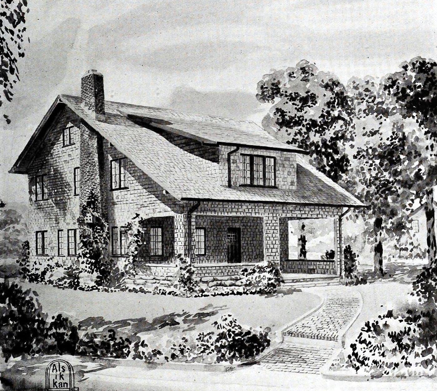 Vintage Craftsman home (43)