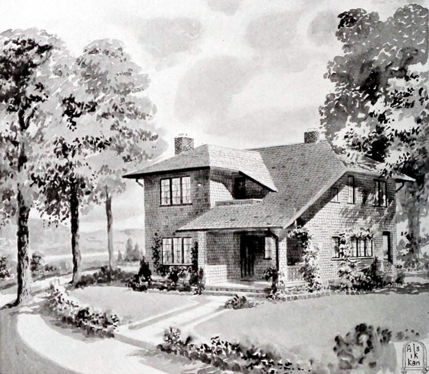 Vintage Craftsman home (44)