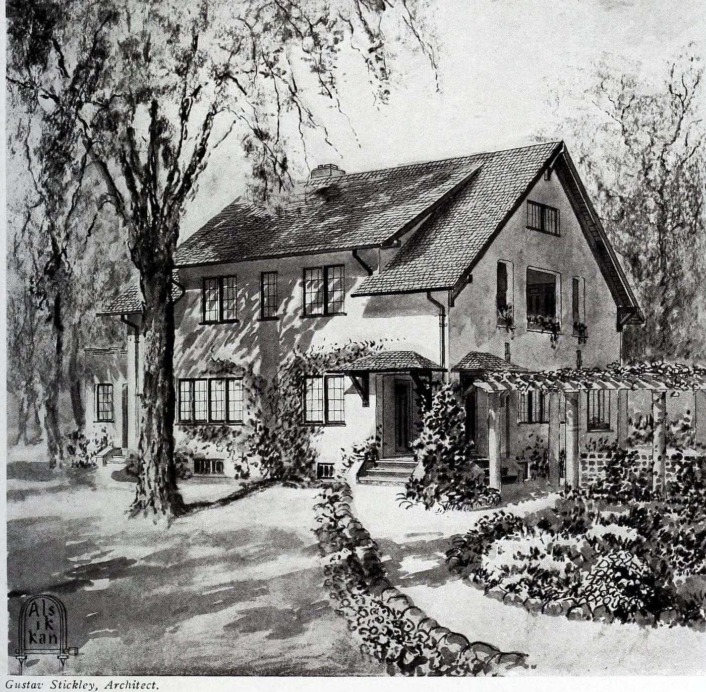 Vintage Craftsman home (45)