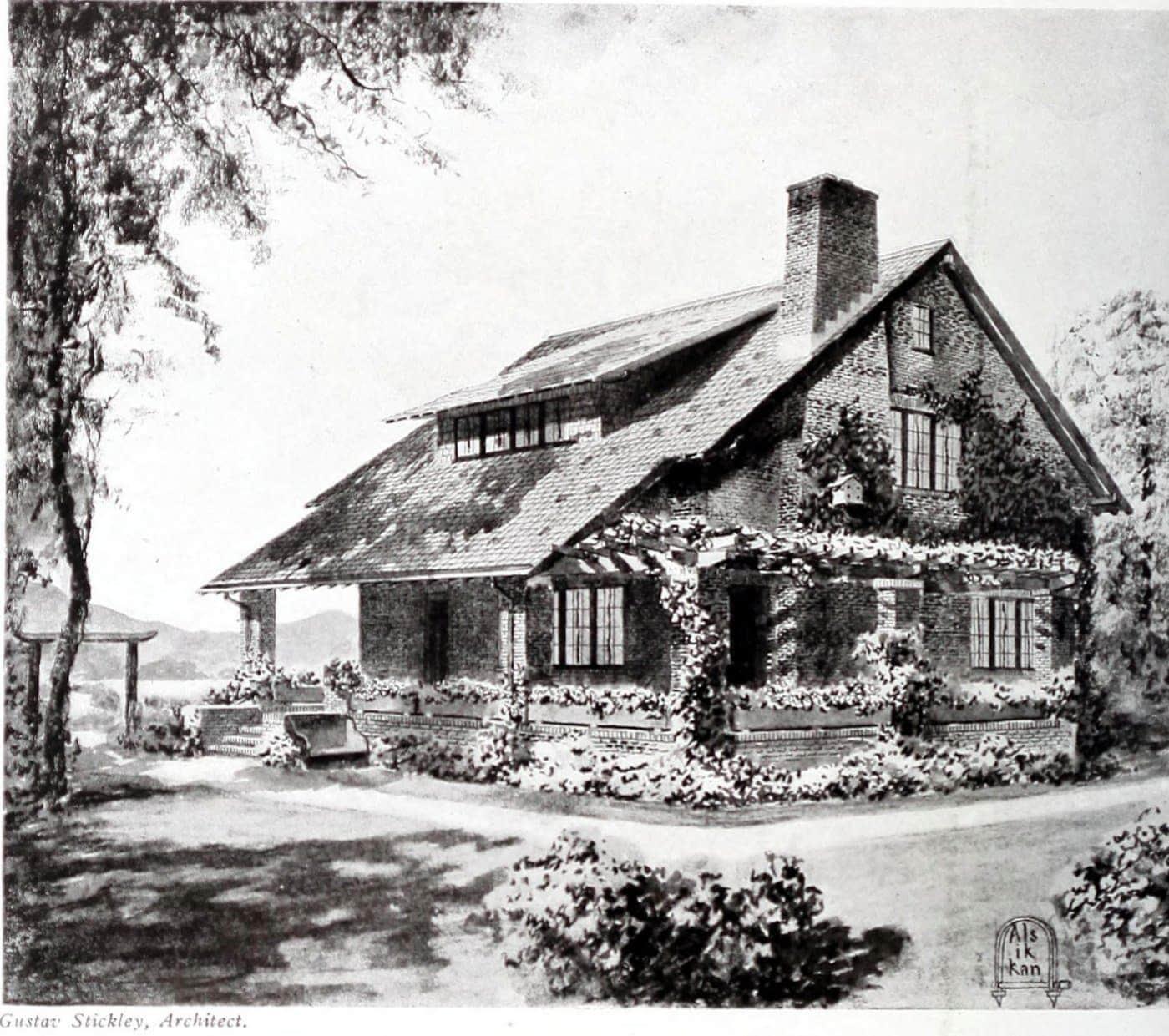 Vintage Craftsman home (46)
