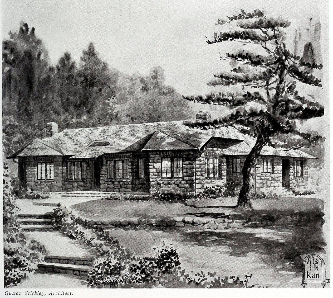 Vintage Craftsman home (47)