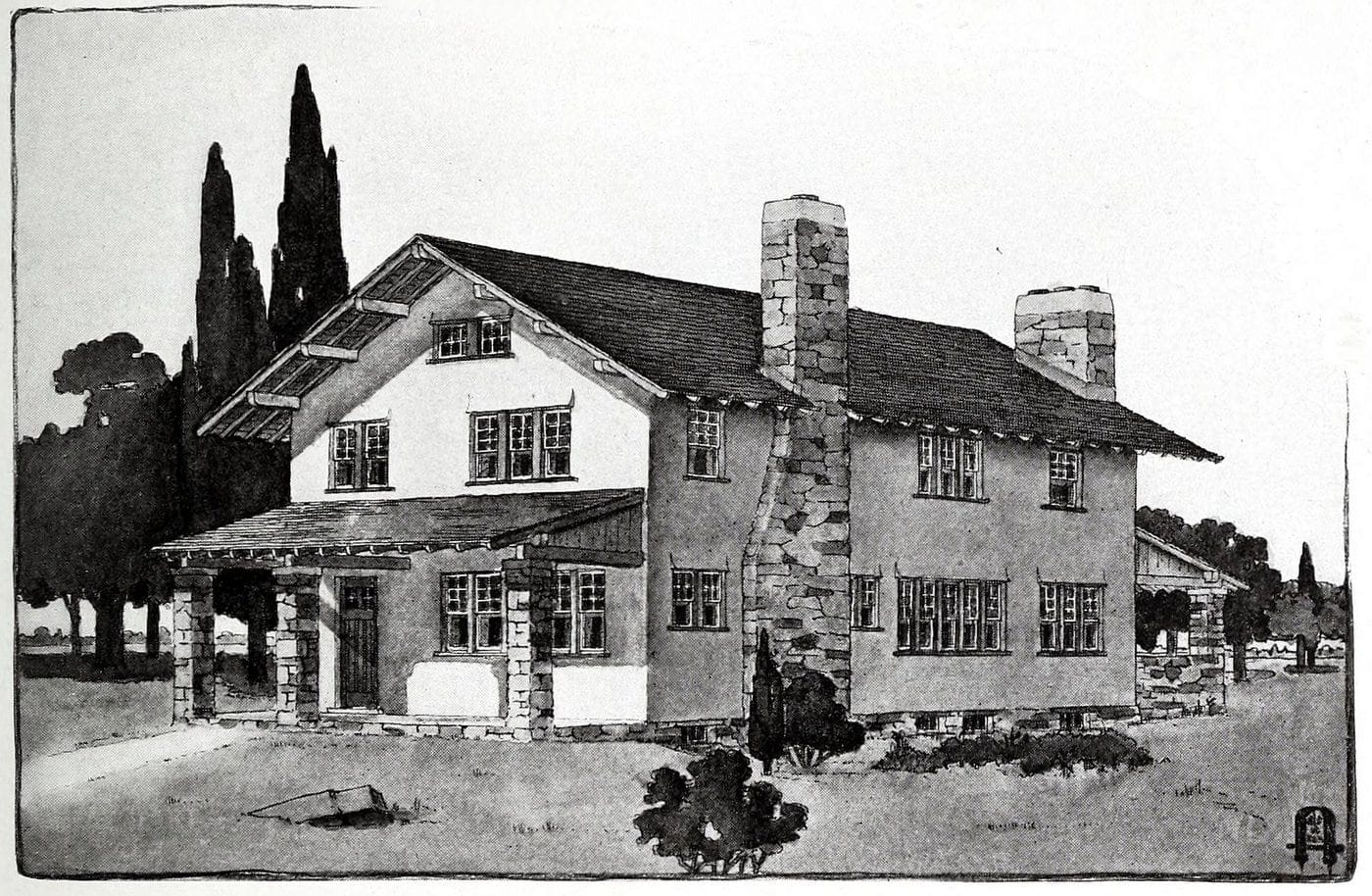 Vintage Craftsman home (7)