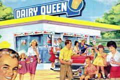 Vintage Dairy Queen