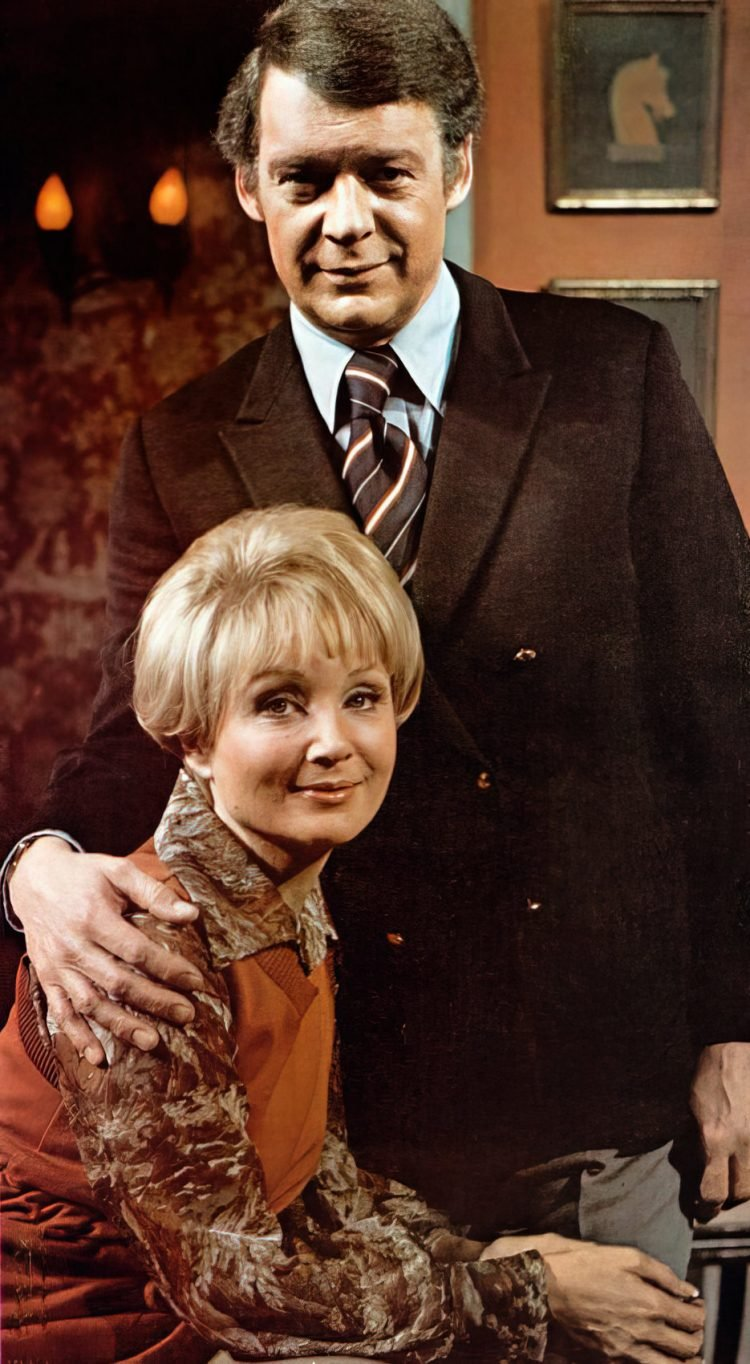 Vintage Days of our Lives - Bill and Laura - Edward Mallory Susan Oliver 1976