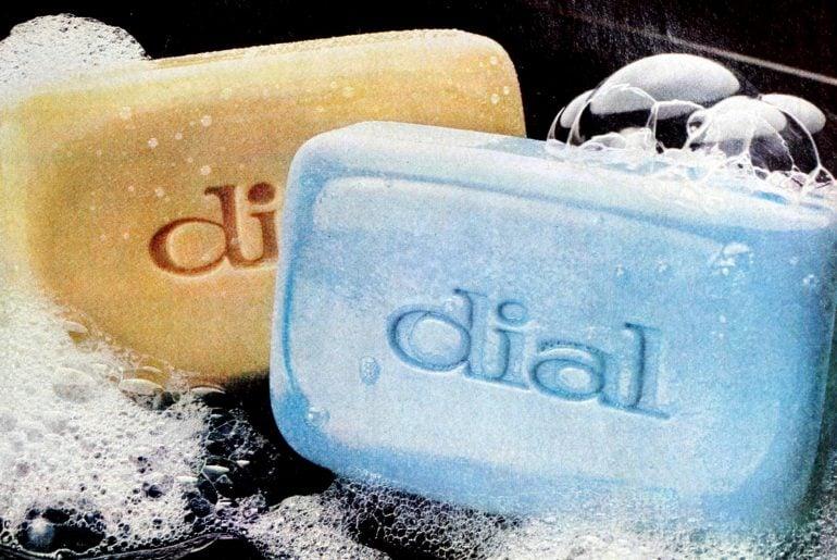 Vintage Dial Soap