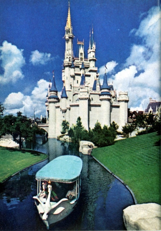 Vintage Disney World - Orlando 1973