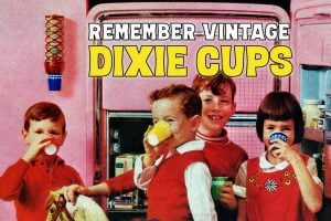 Vintage Dixie Cups