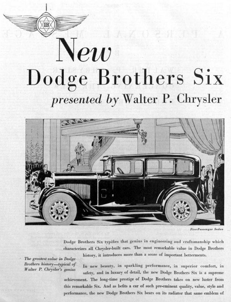 Vintage Dodge cars - 1929 (2)