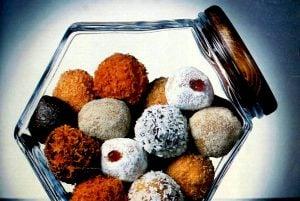 Vintage Dunkin' Donuts glass jars