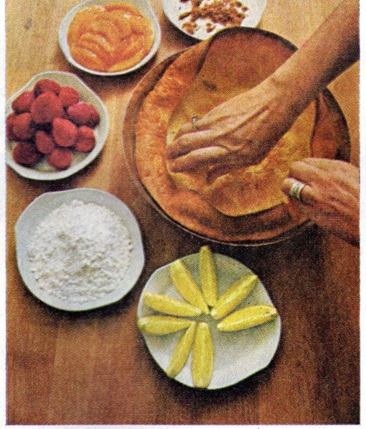 Vintage Dutch Baby dessert recipe from 1968 (2)