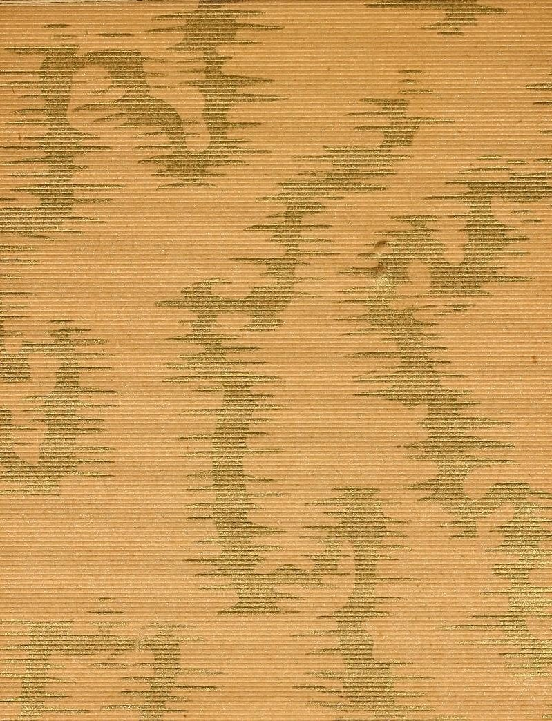 Vintage Edwardian wallpaper samples from 1906 (17)
