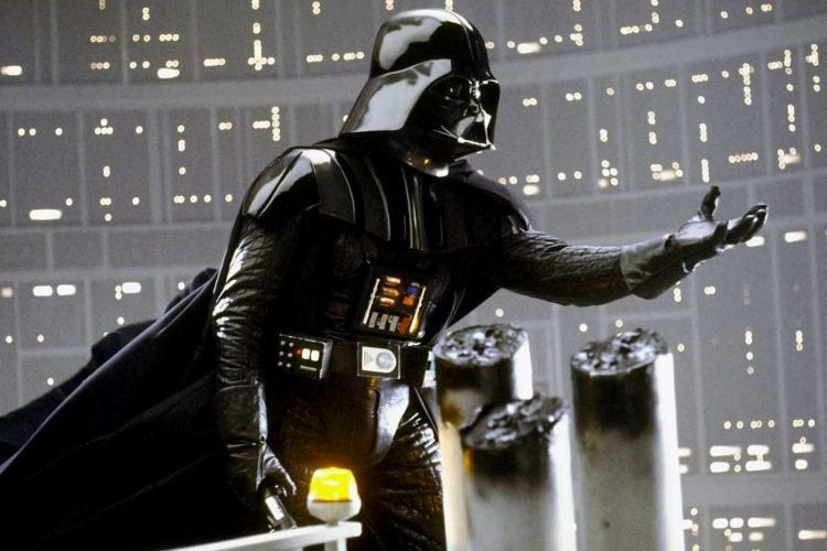 Vintage Empire Strikes Back movie scenes (2)