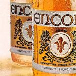 Vintage Encore Beer ad from Schlitz - 1970s