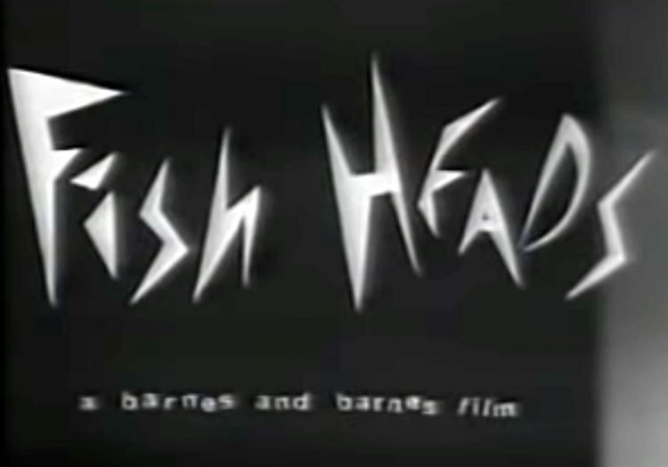 Vintage Fish Heads film - Video title