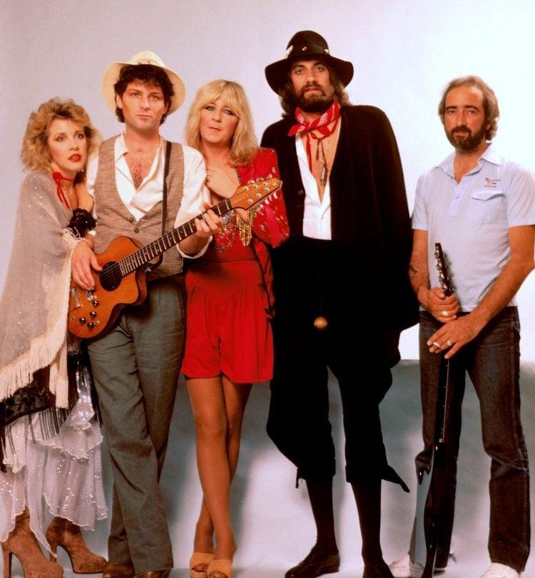 Vintage Fleetwood Mac 1970s-1980s