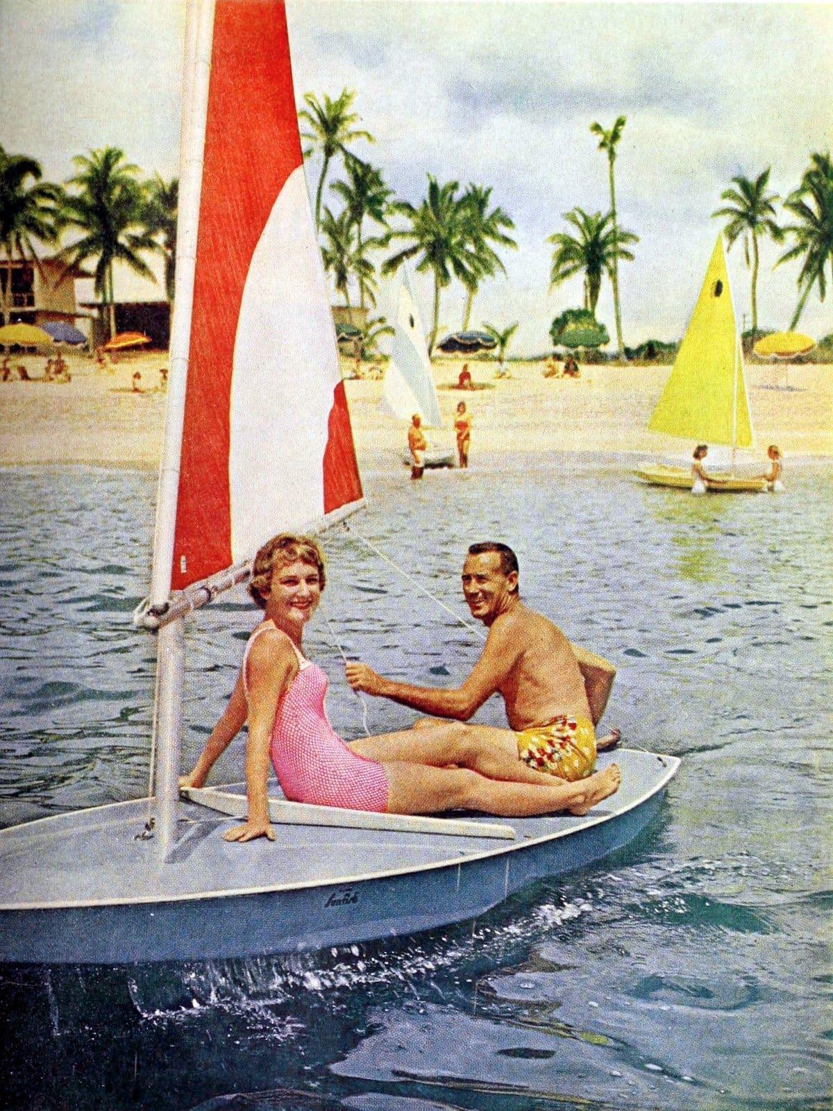 Vintage Florida's middle east coast (1961)
