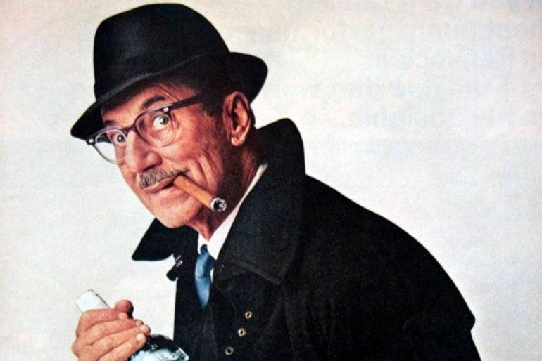 Vintage Groucho Marx endorsements