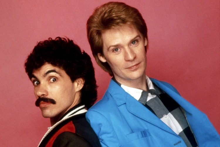 Vintage Hall and Oates - Music duo