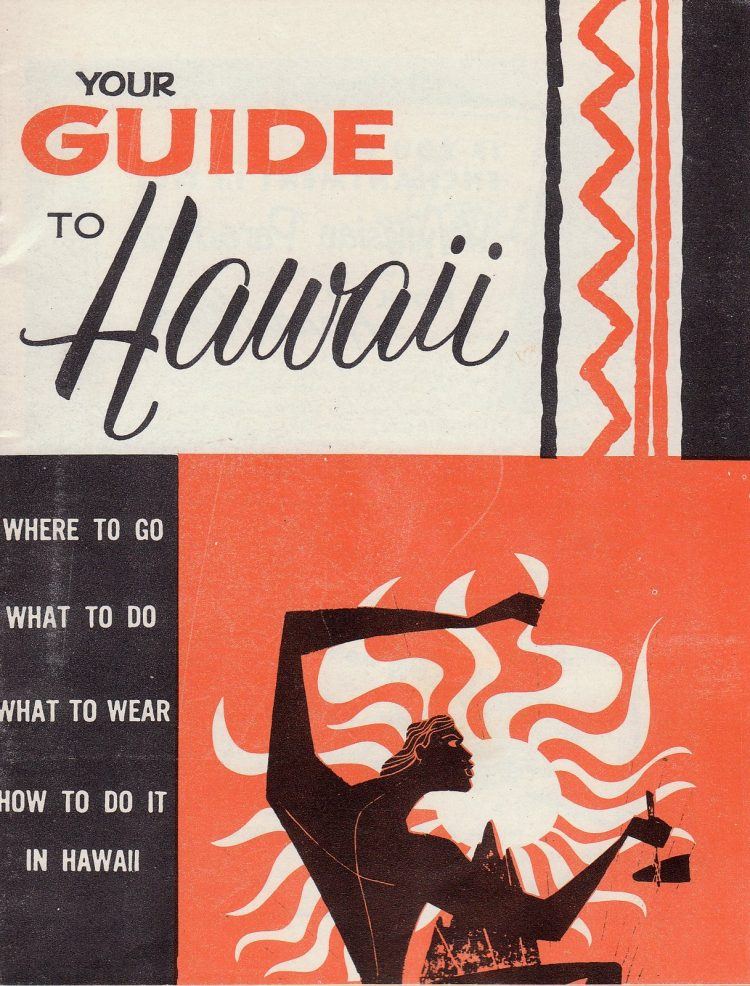 Vintage Hawaii in the 1950s (12)