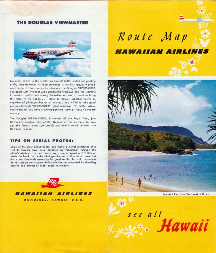 Vintage Hawaii in the 1950s (7)