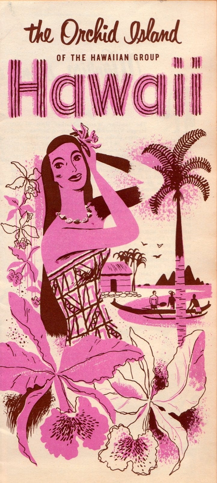 Vintage Hawaii in the 1950s (9)