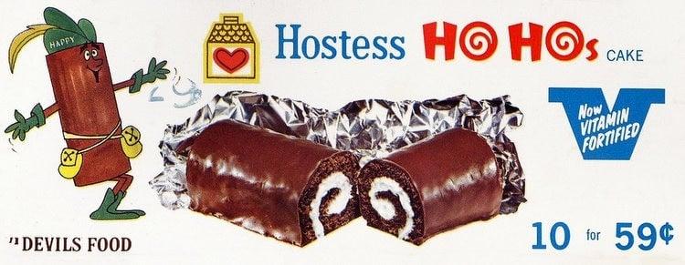 Vintage Hostess Ho-Hos