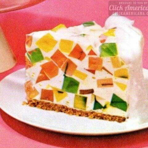 Crown Jewel Dessert (1960s)