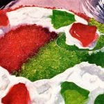 Vintage Jell-O Jingle Jells Christmas Jell-O recipe from 1959-001