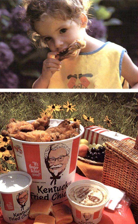 Vintage KFC - Early 70s (3)