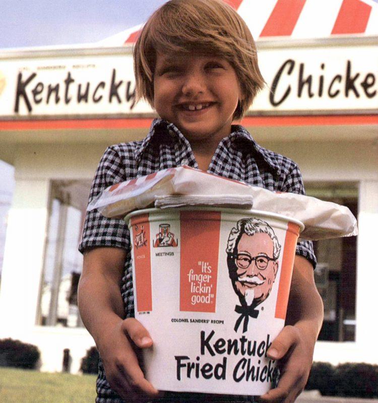 Vintage KFC - Early 70s (4)