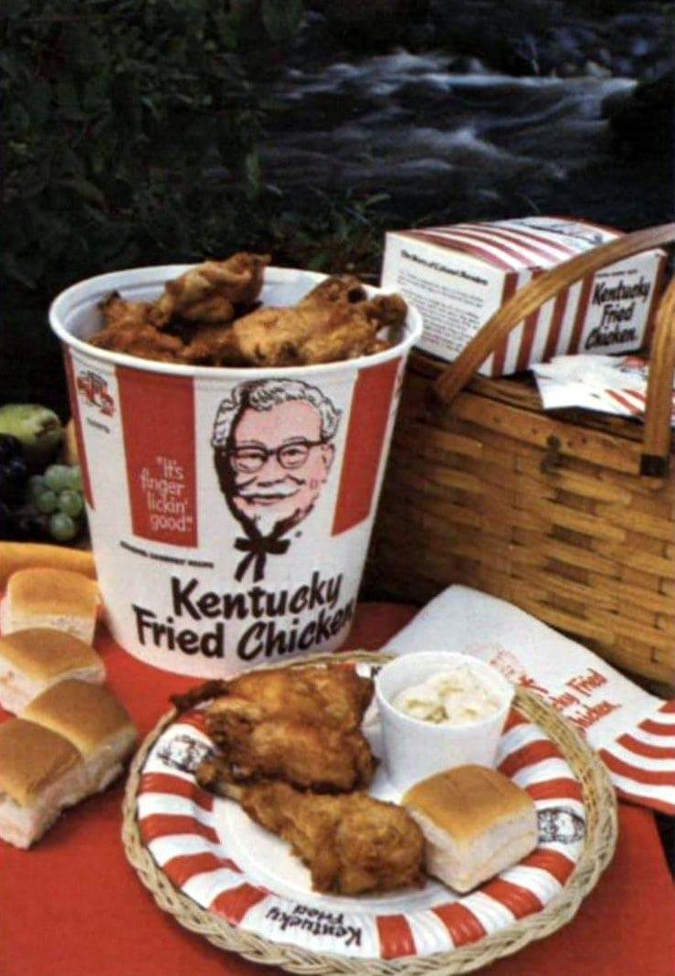 Vintage KFC - Early 70s (6)