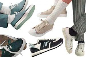 Vintage Keds shoes