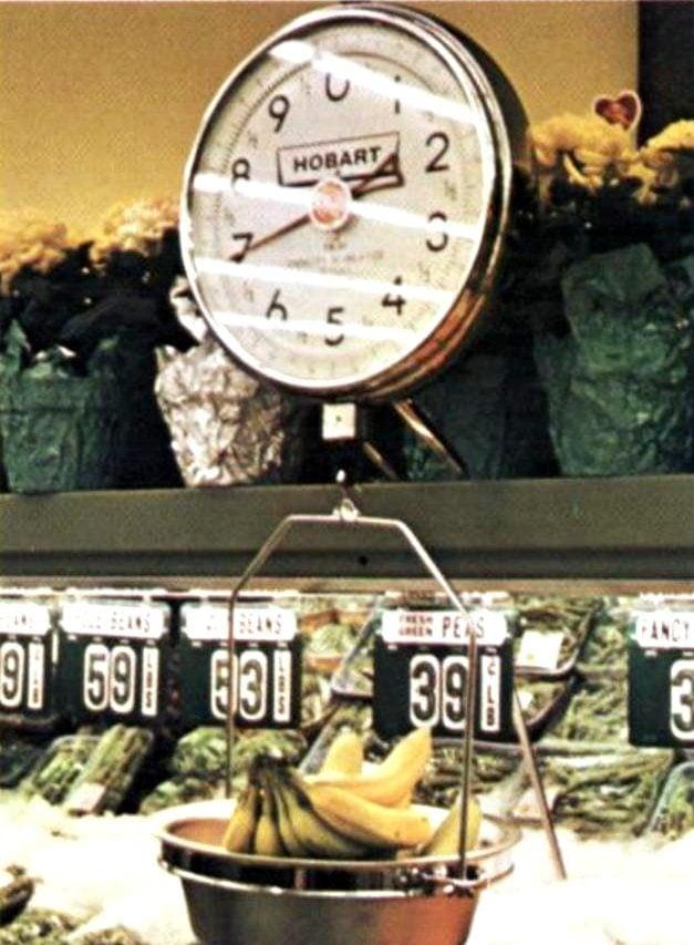 Vintage Kroger grocery store - 1973 - 7