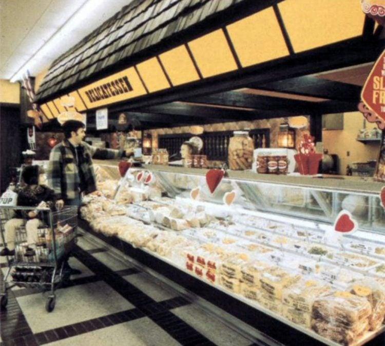 Vintage Kroger grocery store - 1973 - 8